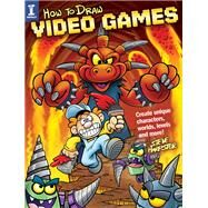 How to Draw Video Games by Harpster, Steve, 9781440351853