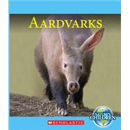 Aardvarks by Gregory, Josh, 9780531211854