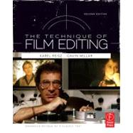 Technique of Film Editing, Reissue of 2nd Edition by Reisz; Karel, 9780240521855