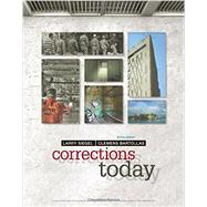 Corrections Today by Siegel, Larry J., 9781337091855