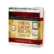 Think and Grow Rich Starter Kit by Hill, Napoleon; Fotinos, Joel (CON); Gold, August (CON), 9780399171857