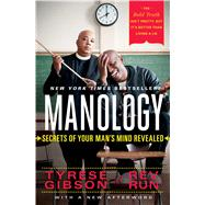 Manology Secrets of Your Man's Mind Revealed by Gibson, Tyrese; Rev Run, 9781451681857