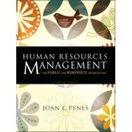 Human Resources Management for Public and Nonprofit Organizations: A Strategic Approach, 3rd Edition by Pynes, Joan E., 9780470331859