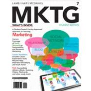 MKTG 7 (with CourseMate with Career Transitions Printed Access Card) by Lamb, Charles W.; Hair, Joe F.; McDaniel, Carl, 9781285091860