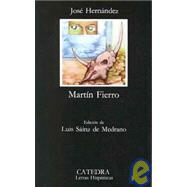 Martin Fierro by Hernandez, Jose; Medrano, Luis Sainz De, 9788437601861