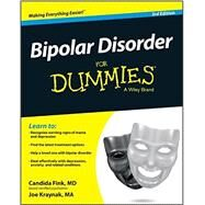 Bipolar Disorder for Dummies by Fink, Candida, M.D.; Kraynak, Joe, 9781119121862