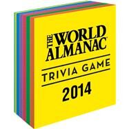 The World Almanac® 2014 Trivia Game by Sarah, Janssen, 9781600571862