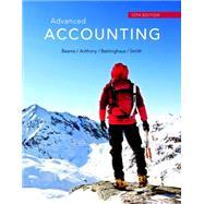 Advanced Accounting, 12/e by Beams, 9780133451863