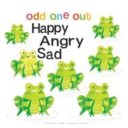 Happy Angry Sad by van Genechten, Guido, 9781605371863