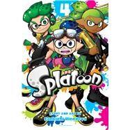Splatoon 4 by Sankichi, Hinodeya, 9781974701865