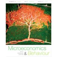 Microeconomics and Behaviour, 5th Edition by Frank, Robert;   Parker, Ian;   Alger, Ingela, 9780071051866