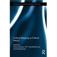 Cultural Mapping as Cultural Inquiry by Duxbury; Nancy, 9781138821866