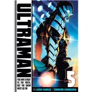 Ultraman, Vol. 5 by Shimizu, Eiichi; Shimoguchi, Tomohiro, 9781421581866