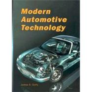 Modern Automotive Technology by Duffy, James E., 9781590701867