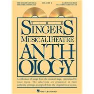 The Singer's Musical Theatre Anthology by Hal Leonard Publishing Corporation, 9780634061868
