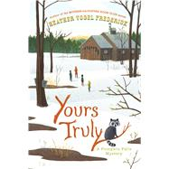 Yours Truly by Frederick, Heather Vogel, 9781442471870