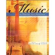 Music in Theory and Practice Volume 1 by Bruce Benward;Marilyn Saker, 9780073101873