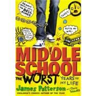 Middle School, The Worst Years of My Life by Patterson, James; Tebbetts, Chris; Park, Laura, 9780316101875