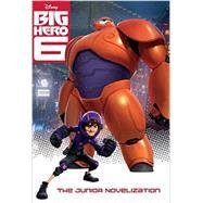 Big Hero 6 Junior Novelization (Disney Big Hero 6) by TRIMBLE, IRENERH DISNEY, 9780736431880