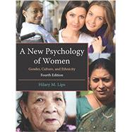 A New Psychology of Women by Lips, Hilary M., 9781478631880