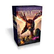 The Unwanteds The Unwanteds; Island of Silence; Island of Fire by McMann, Lisa, 9781481421881