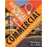 Electrical Wiring Commercial by Simmons, Phil; Mullin, Ray C., 9781337101882