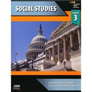 Core Skills Social Studies, Grade 3 by Houghton Mifflin Harcourt Publishing Company, 9780544261884