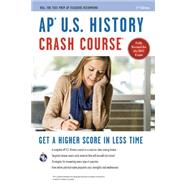 Ap U.s. History Crash Course by Feldmeth, Gregory; Krieger, Larry, 9780738611884