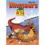 Dinosaurs 3-D by Plumeri, Arnaud; Bloz, 9781629911885