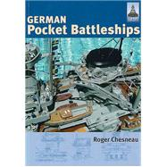 German Pocket Battleships by Chesneau, Roger, 9781848321885
