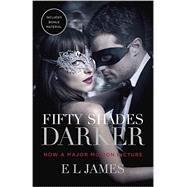 Fifty Shades Darker (Movie Tie-in Edition) by JAMES, E L, 9780525431886
