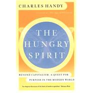 The Hungry Spirit by Handy, Charles, 9780767901888