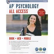 Ap Psychology All Access by Fenton, Nancy; Flitter, Jessica, 9780738611891