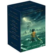 Percy Jackson and the Olympians Hardcover Boxed Set by Riordan, Rick, 9781423141891