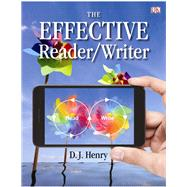 The Effective Reader/Writer HS by Henry, 9780321881892