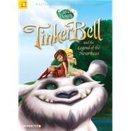 Disney Fairies Graphic Novel #17: Tinker Bell and the Legend of the NeverBeast by Orsi, Tea; Dalena, Antonello; Razzi, Manuela, 9781629911892