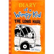 Diary of a Wimpy Kid # 9: Long Haul by Kinney, Jeff, 9781419711893
