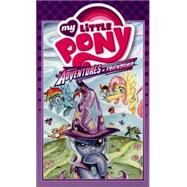 My Little Pony: Adventures in Friendship by Zahler, Thom; Garbowska, Agnes; Fleecs, Tony; Lindsay, Ryan K.; Kesel, Barbara Randall, 9781631401893