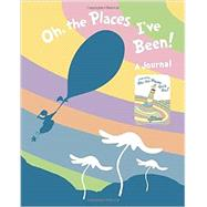 Oh, the Places I've Been! Journal by Seuss, Dr., 9780553521894