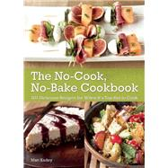 The No-Cook No-Bake Cookbook 101 Delicious Recipes for When It's Too Hot to Cook by Kadey, Matt, 9781612431895