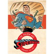 Superman: The Golden Age Omnibus Vol. 1 by SIEGEL, JERRYSHUSTER, JOE, 9781401241896