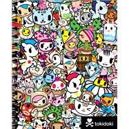 tokidoki Sketchbook with Spiral by Unknown, 9781454921899