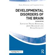 Developmental Disorders of the Brain by Rinehart; Nicole J., 9781138911901