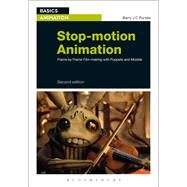 Stop-motion Animation Frame by Frame Film-making with Puppets and Models by Purves, Barry JC, 9781472521903