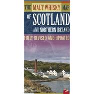Malt Whisky Map of Scotland and Northern Ireland by McEwan, James, 9781849341905