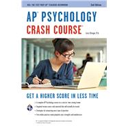 Ap Psychology Crash Course by Krieger, Larry, 9780738611907