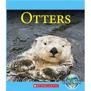 Otters by Marsico, Katie, 9780531211908