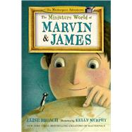 The Miniature World of Marvin and James by Broach, Elise; Murphy, Kelly, 9780805091908