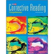 Corrective Reading Comprehension B2: Enrichment Blackline Masters by , 9780076111909