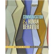 Communication & Human Behavior by Ruben, Brent D.; Stewart, Lea P., 9781465251909